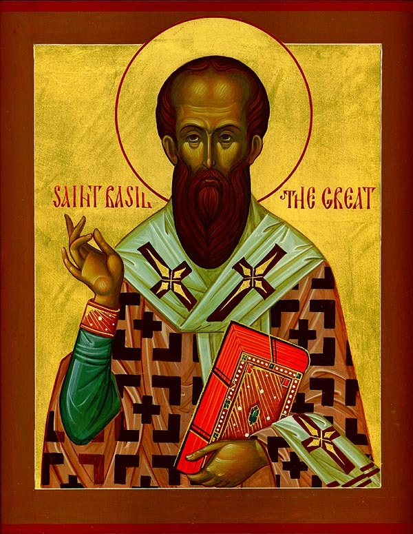 Santos De Dios 20 De Noviembre San Basilio De Antioquía