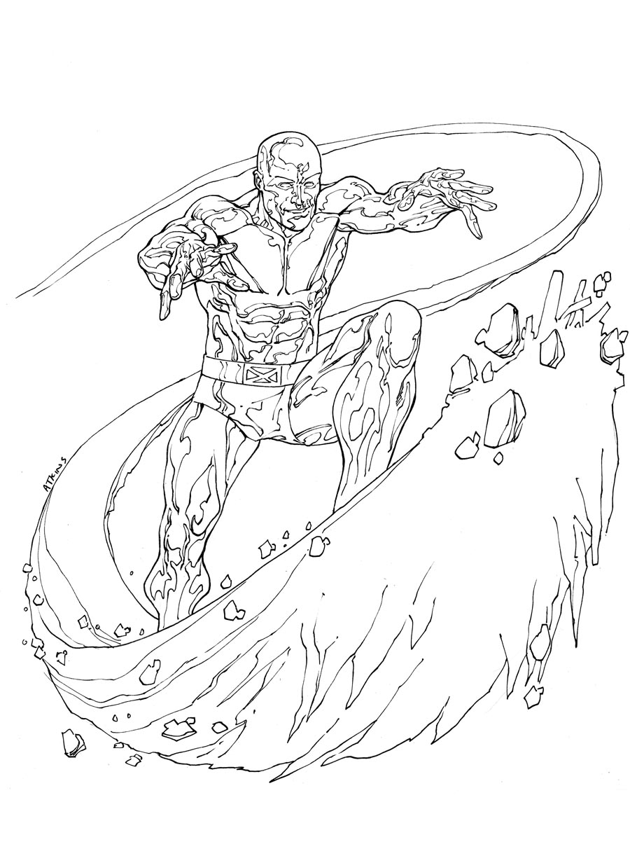 marvel daredevil coloring pages marvel daredevil coloring pages