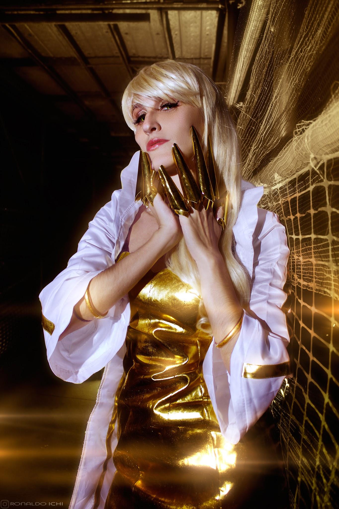 cosplay - Akali & Evelynn, KDA Prestige Edition - cosplayers Rach and Rizzy - photography by Ronaldo Ichi