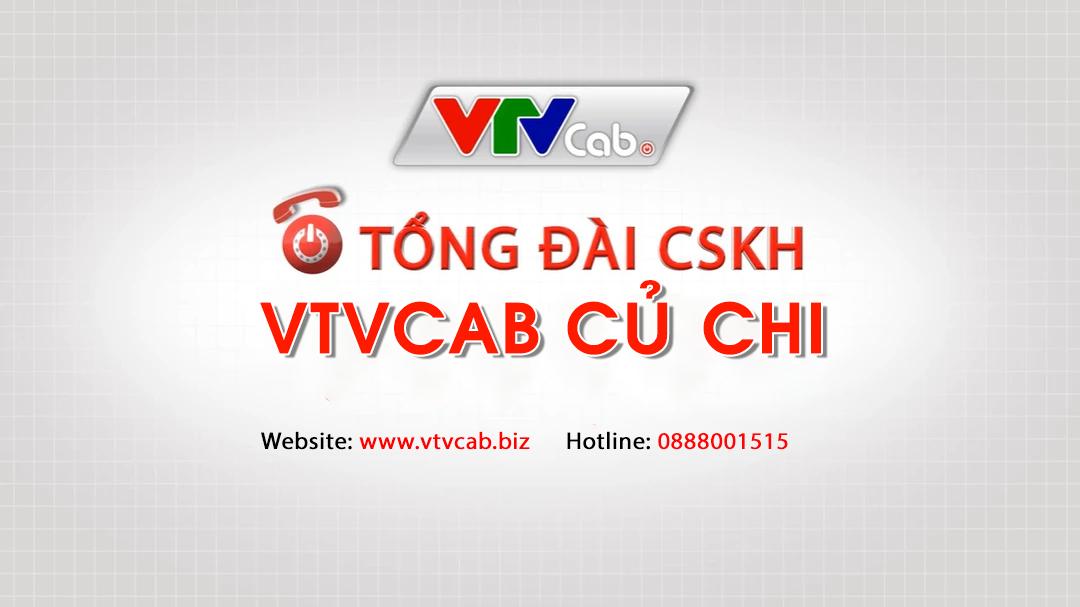 VTVcab chi nhánh Củ Chi