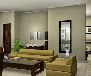model ruang tamu minimalis sederhana   panduan desain
