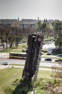 Wrocław, 'pociąg do nieba'