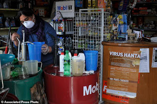 Deadly and incurable virus spread by RATS has killed 11 people planet-today.com