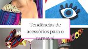 Tendências de acessórios para o carnaval 2020