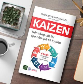 Kaizen – Nền Tảng Cốt Lõi Tạo Nên Giá Trị Toyota ebook PDF-EPUB-AWZ3-PRC-MOBI