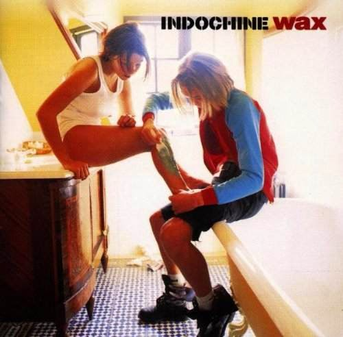 CD - Wax - Indochine