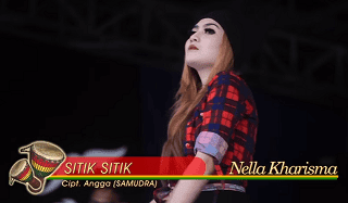 Lirik Lagu Sitik Sitik - Nella Kharisma