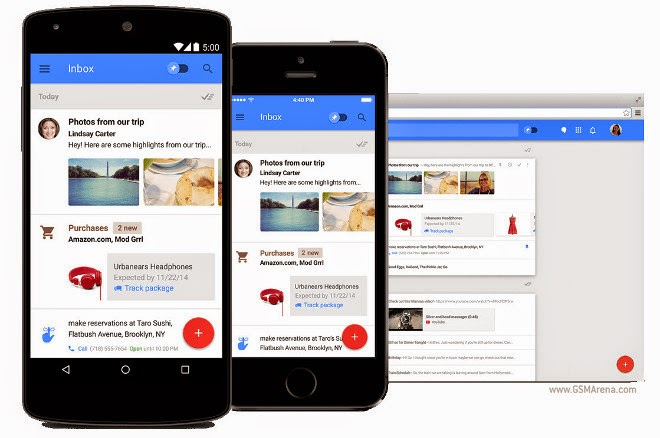 Inbox, Alternatif Gmail dari Google