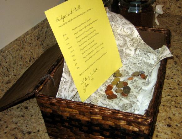 diy basket of blessings