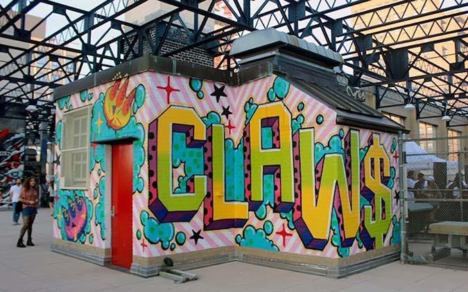 Graffiti Claw Money