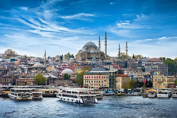 Khám phá 5 địa điểm du lịch Thổ Nhĩ Kỳ hấp dẫn