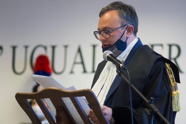 Avv. A. Talerico : L'Avvocatura, unitamente a tutti gli operatori del Diritto, deve contribuire all'efficienza ed efficacia della funzione giurisdizionale, esaltando anche la propria funzione sociale