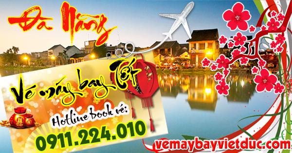 Mua vé máy bay tết giá rẻ đi Đà Nẵng