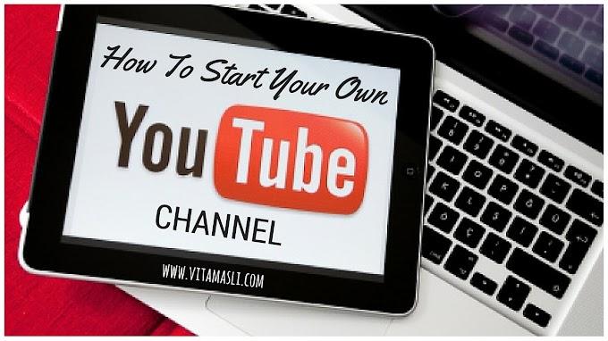 5 Langkah Memulai Channel YouTube