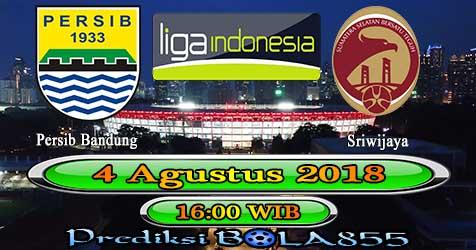 Prediksi Bola855 Persib Bandung vs Sriwijaya 4 Agustus 2018