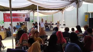 Anggota DPRD Kota Cirebon dr. Tresnawaty Sp.B Reses Di Dapil II Harjamukti
