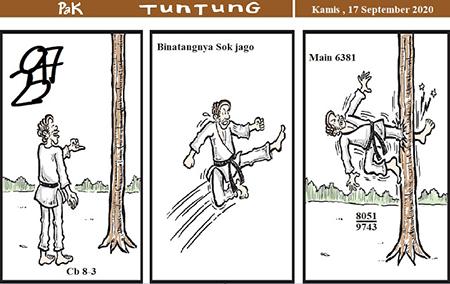 Prediksi Togel Pak Tuntung Hongkong Kamis 17 September 2020