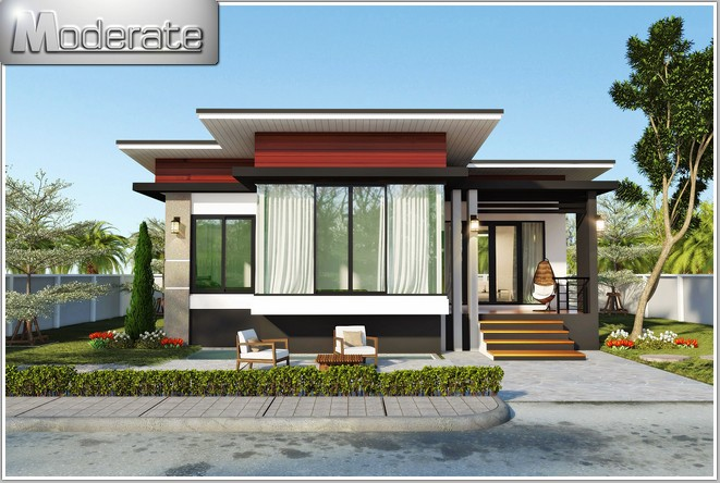 12 asian home blueprints and floor plans filipinos can re for Moderate house plans