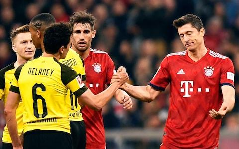 The Big One: Borussia Dortmund vs Bayern Munich