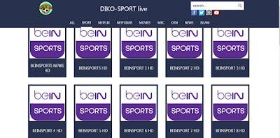 موقع DIKO-SPORT