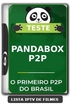 lista iptv e p2p de futebol pandabox