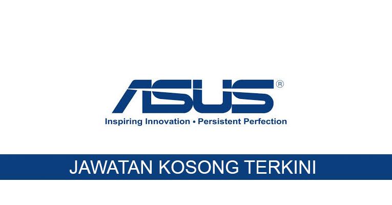 Kekosongan terkini di ASUSTek Computer Malaysia Sdn Bhd