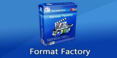 تحميل برنامج فورمات فاكتوري Download Format Factory Free