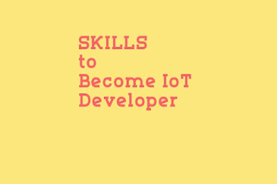 Best Skills You Need to Become an IoT Developer