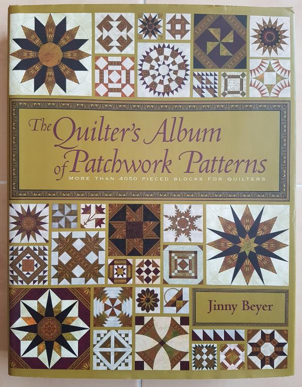 The Quilter's Album of Patchwork Patterns   DevotedQuilter.com