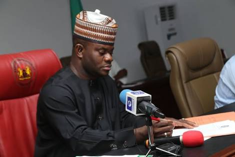 Gov Yahaya Bello In Panic As Buhari Orders Kogi Bank Details?