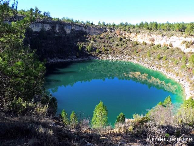 Las siete lagunas de Cañada del Hoyo, Cuenca