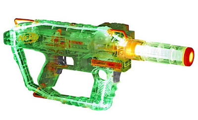 súng Nerf Modulus phát sáng