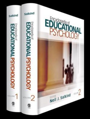 Encyclopedia of Educational Psychology (2 Volume Set)