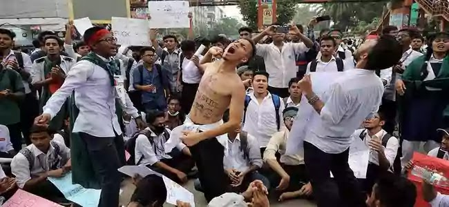 Essay on students unrest in india