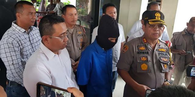 Pelaku Video Papan Totem SPBU Yang Menghina Presiden Jokowi Ditangkap
