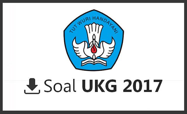 Soal UKG Atau UTN PLPG 2017