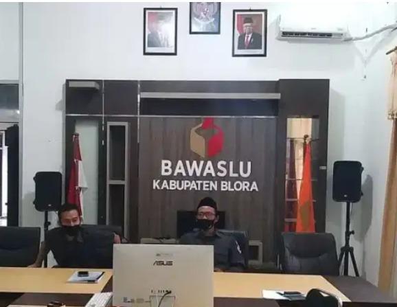 Umat Lakukan Intruksi Bawaslu