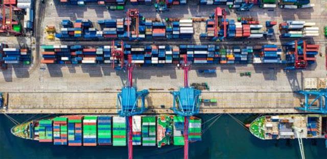 ميناء شنغهاي الصيني - Port of Shanghai – الميناء الأكبر في العالم3