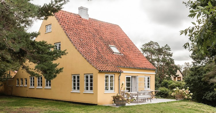 Could This Beautiful Danish House Be Your Summer Residence?
