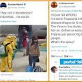 Penyemprotan WNI Setiba dari Wuhan Jadi Tertawaan Dunia, Giman Nih Pak Menkes?