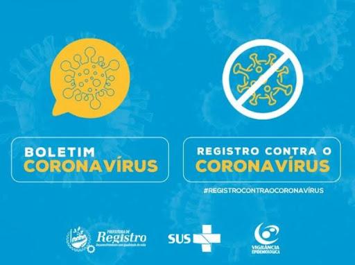 Registro-SP soma 03 óbitos por Coronavírus - Covid-19