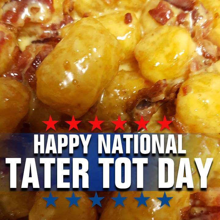 National Tater Tot Day Wishes pics free download