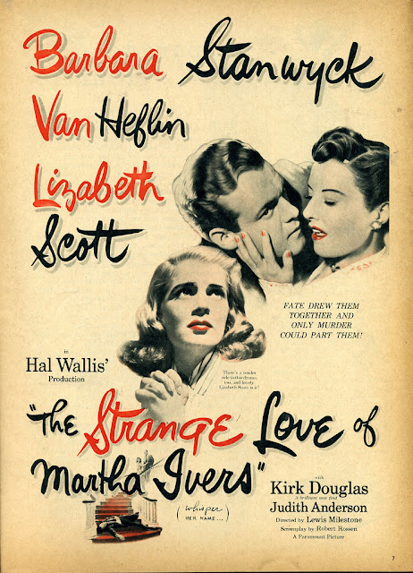 Watch The Strange Love of Martha Ivers (1946) Full Movie and best Quotes