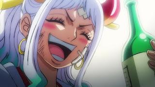 ワンピースアニメ 993話   ヤマト Yamato   ONE PIECE Beast Pirates