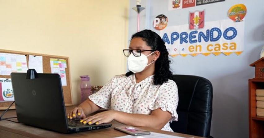 MINEDU: Ministro Cuenca destaca compromiso de docentes públicos que se reincorporaron a sus labores