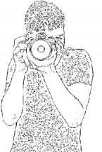 Teknik Memegang Kamera DSLR