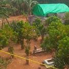 Polisi Bongkar Makam Warga Tengguli  Bangsri