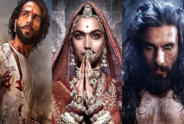 Padmavat Review,