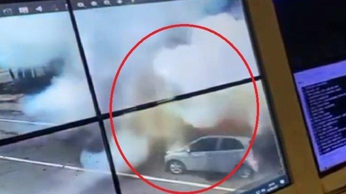 Kronologi Lengkap Insiden Ledakan Bom Bunuh Diri di Gereja Katedral Makassar