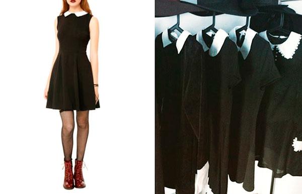 whitch style dress платье
